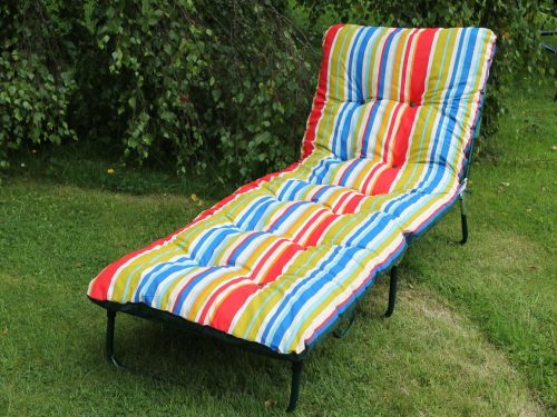 sunlounger padded garden furniture culcita ireland