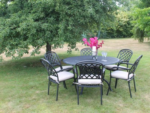 Cooley 6 sea dining set Outdoor and Garden Furniture Culcita Ireland