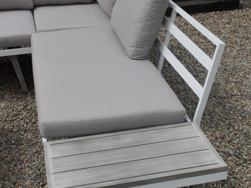 Bantry aluminium lounge set