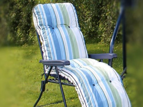 outdoor funrniture LUXURY RELAXER SUNCHAIR