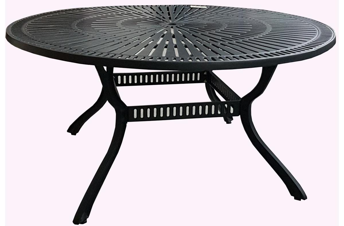 Sunrise Cast Aluminium Table